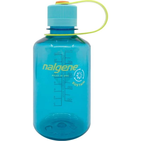Nalgene Enghals Sustain Trinkflasche 0,5 Liter cerulean - Bild 7