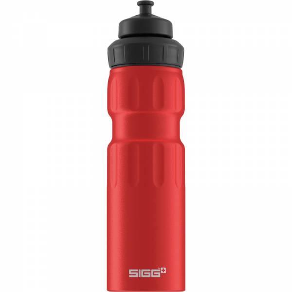 Sigg WMB Sport Touch 0.75L - Alutrinkflasche red - Bild 3