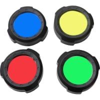 Ledlenser Color Filter Set 47 mm - Farbfilter