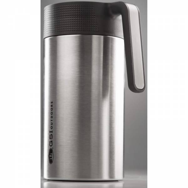 GSI Glacier Stainless Java Press - Kaffee-Kanne mit Filter - Bild 5