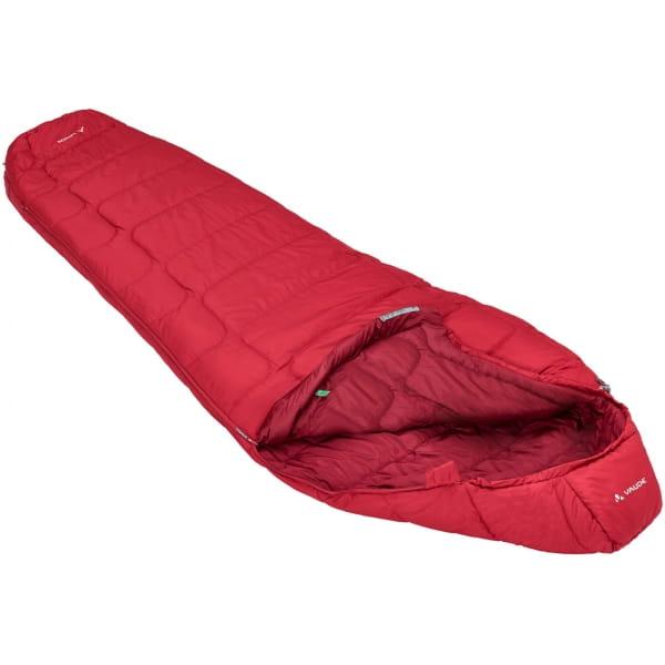 VAUDE Sioux 400 Syn - Kunstfaser-Schlafsack dark indian red - Bild 1