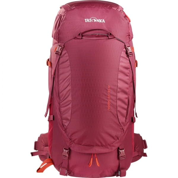 Tatonka Noras 55+10 Women - Trekkingrucksack bordeaux red - Bild 3