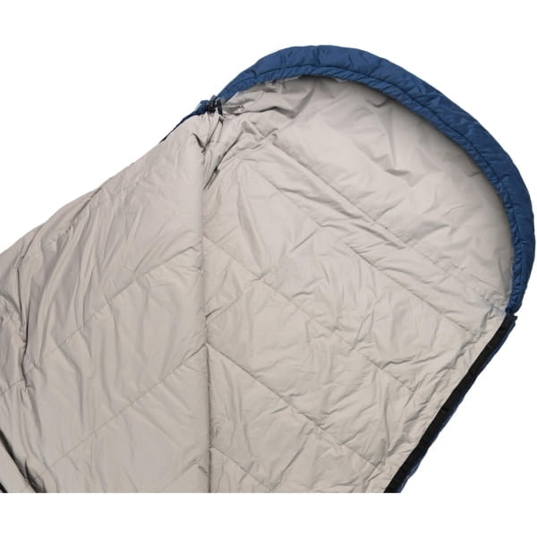 Grüezi Bag Biopod Wolle Murmeltier Comfort XXL - Deckenschlafsack night blue - Bild 7