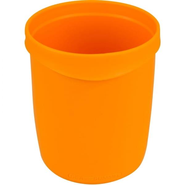 Sea to Summit Delta Mug - Trinkbecher orange - Bild 4