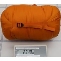 Vorschau: Mountain Hardwear Lamina 0F/-18°C - Kunstfaserschlafsack instructor orange - Bild 4