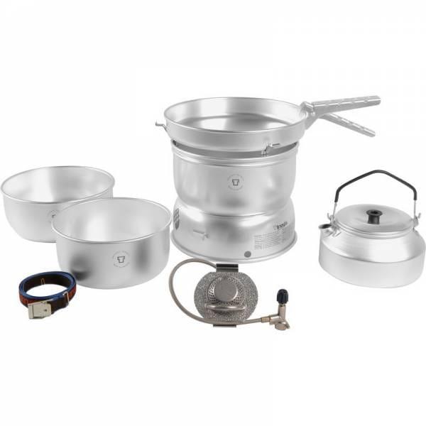 Trangia Sturmkocher Set groß - 25-2 UL - Gas - mit Wasserkessel - Bild 1