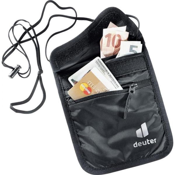 deuter Security Wallet II - Brustbeutel black - Bild 2