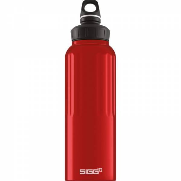 Sigg WMB 1.5L - Alutrinkflasche red - Bild 2