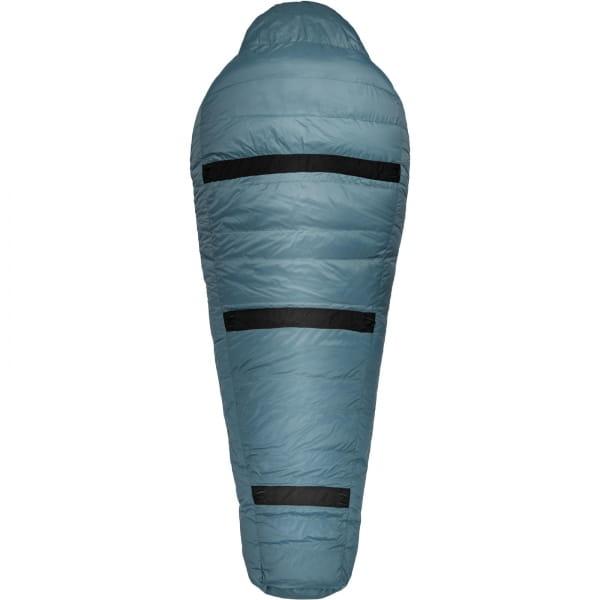 Grüezi Bag Biopod Down Hybrid Ice Cold - Daunen- & Wollschlafsack platin grey - Bild 13