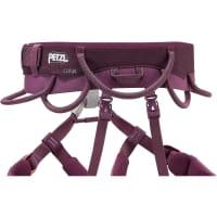 Vorschau: Petzl Luna - Damen-Sportklettergurt violett - Bild 3