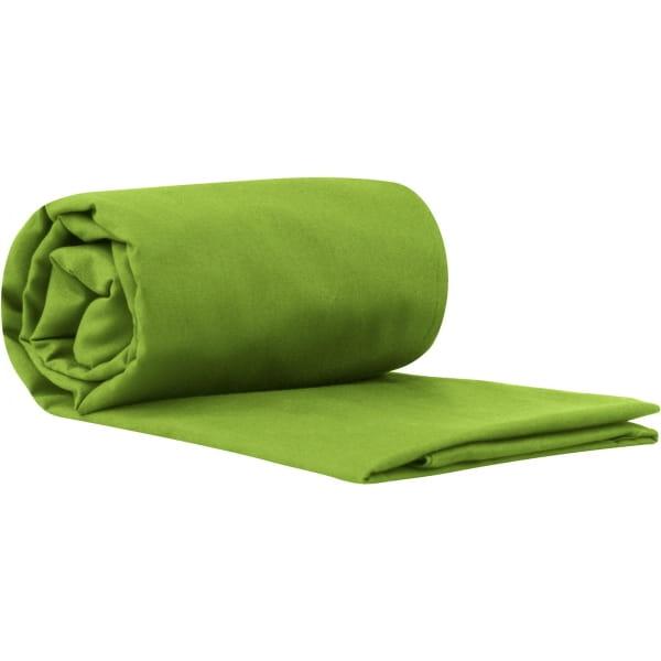 Sea to Summit Cotton Liner Rectangular Standard green - Bild 4