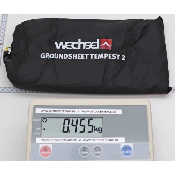 Wechsel Groundsheet Tempest 2 - Zeltunterlage - Bild 2