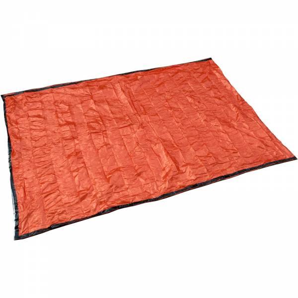 Basic Nature Ultralite Bivi Double - Biwaksack orange - Bild 1