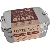 ECOlunchbox Three-in-One Giant - Proviantdose