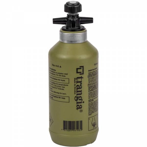 Trangia Sicherheits-Brennstoffflasche 300 ml olive - Bild 2