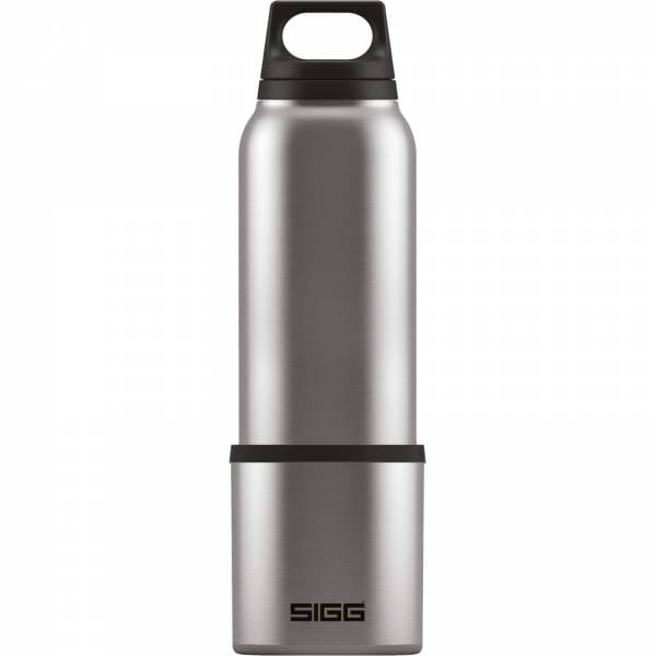 Sigg Hot & Cold Accent 0.75L - Thermoflasche brushed - Bild 1