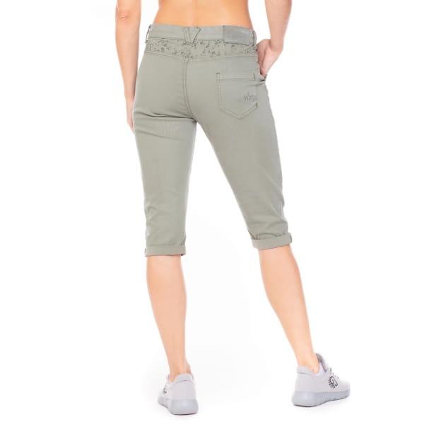 Chillaz Women's Summer Splash 3/4 Pants - Kletterhose olive - Bild 4