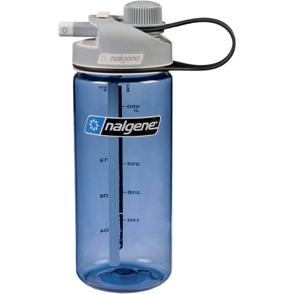 Nalgene MultiDrink - 0,6 Liter - Trinkflasche blau - Bild 6