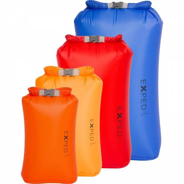 EXPED Fold Drybag UL - 4er Packsack-Set - Bild 1