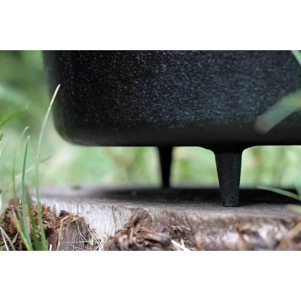 Petromax Feuertopf ft12 mit Füßen - Dutch Oven - Bild 5