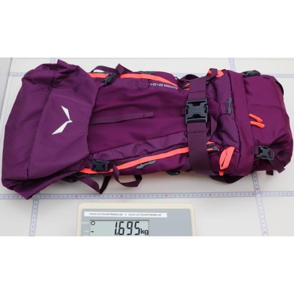 Salewa Alptrek 50+10 Women - Trekkingrucksack dark purple - Bild 3