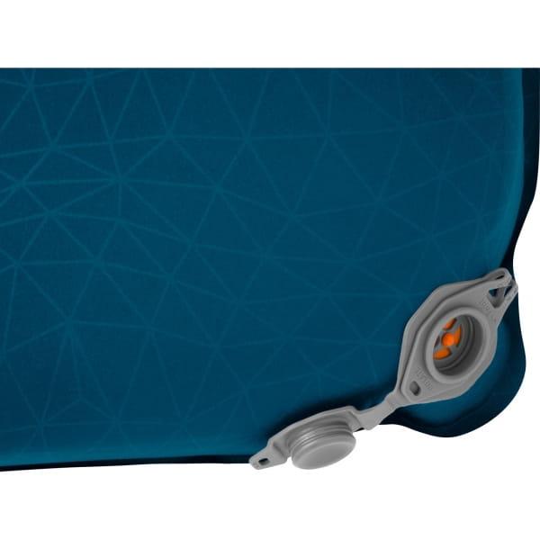 Sea to Summit Comfort Deluxe S.I. Camper Van - Isomatte byron blue - Bild 7