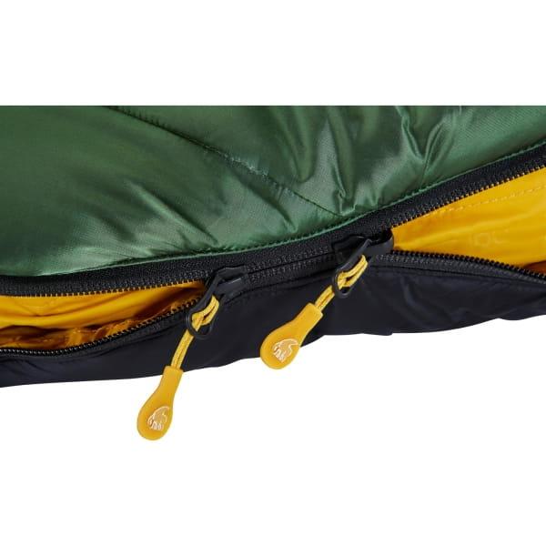 Nordisk Gormsson -10° Mummy - Winterschlafsack artichoke green-mustard yellow-black - Bild 10
