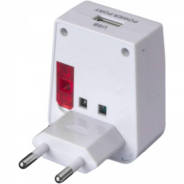Basic Nature Universal USB Steckeradapter - Bild 7