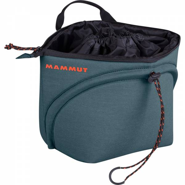 Mammut Magic Boulder Chalk Bag - großer Magnesiabeutel dark chill - Bild 1
