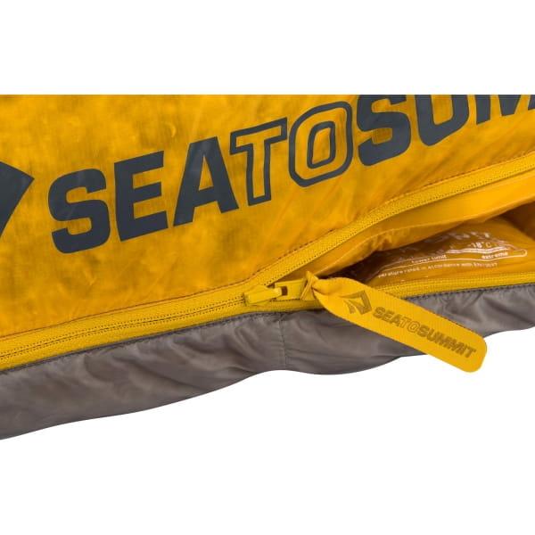 Sea to Summit Spark SpII - Schlafsack dark grey-yellow - Bild 5