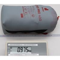 Vorschau: deuter Astro Pro 400 - Daunen-Schlafsack tin-paprika - Bild 8