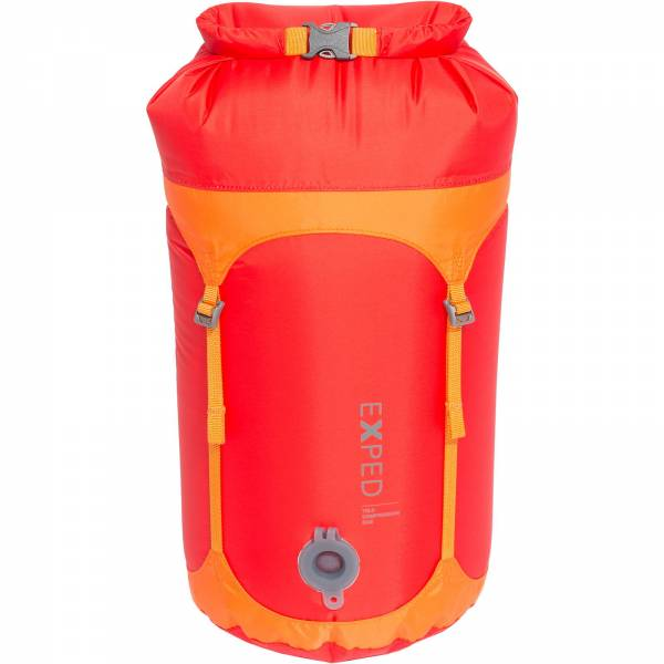 EXPED Waterproof Telecompression Bag red - Bild 1