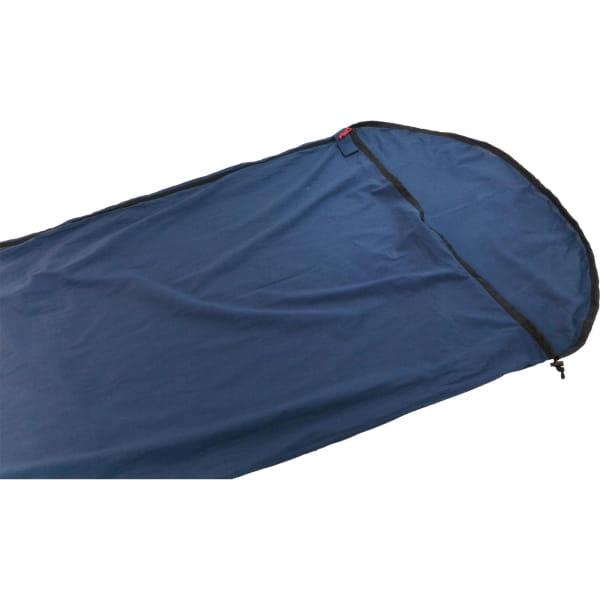 Origin Outdoors Sleeping Liner Baumwolle - Mumienform royalblau - Bild 5