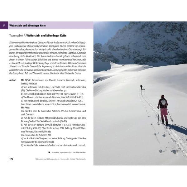 Panico Verlag Karwendel-Rofan-Wetterstein - Skitour Führer - Bild 9