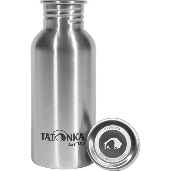 Tatonka Steel Bottle Premium 0,5 Liter - Trinkflasche - Bild 3