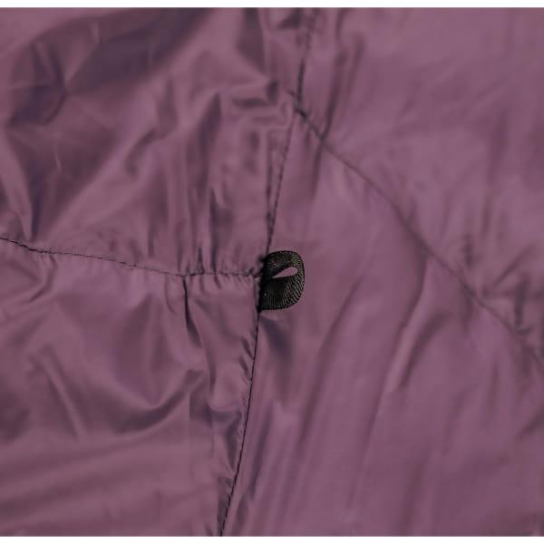 Grüezi Bag Biopod DownWool Subzero Women - Daunen- & Wollschlafsack berry - Bild 14