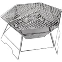 Origin Outdoors Hexagon - Grill- und Feuerschale