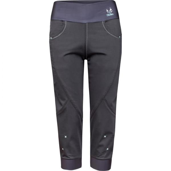 Chillaz Women's Fuji 3/4 Pants - Kletterhose black - Bild 8