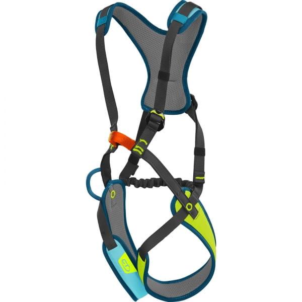 Climbing Technology Flik - Komplettgurt blue-lime-black - Bild 1