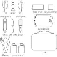 Vorschau: GSI Destination Kitchen Set 24 - Küchenset - Bild 4