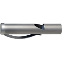 VARGO Titanium Emergency Clip Whistle - Notfallpfeife