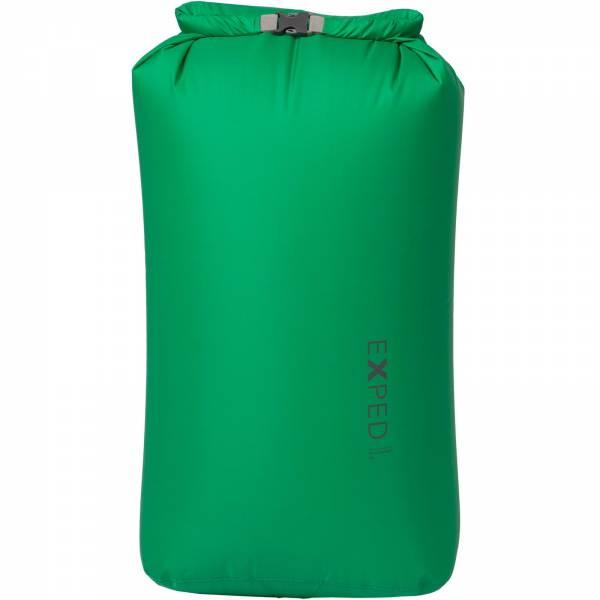 EXPED Fold Drybag BS - Packsack emerald green - Bild 11