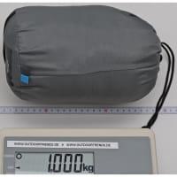 Vorschau: Salewa Micro II 650 Quattro - Sommerschlafsack blue danube - Bild 2