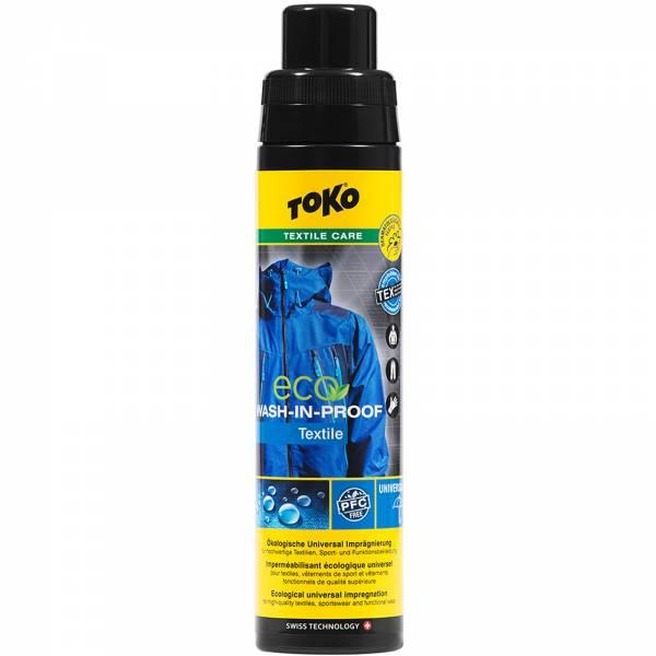 Toko Eco Textile Wash-In Proof - Imprägnierung - 250 ml - Bild 1