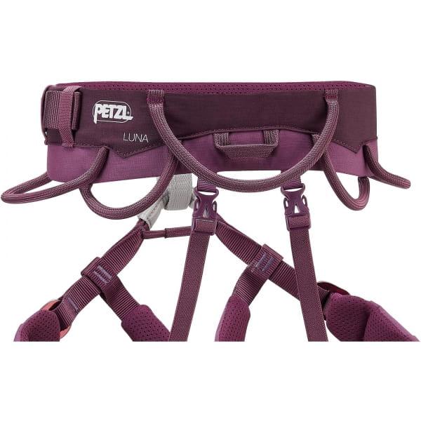 Petzl Luna - Damen-Sportklettergurt violett - Bild 3