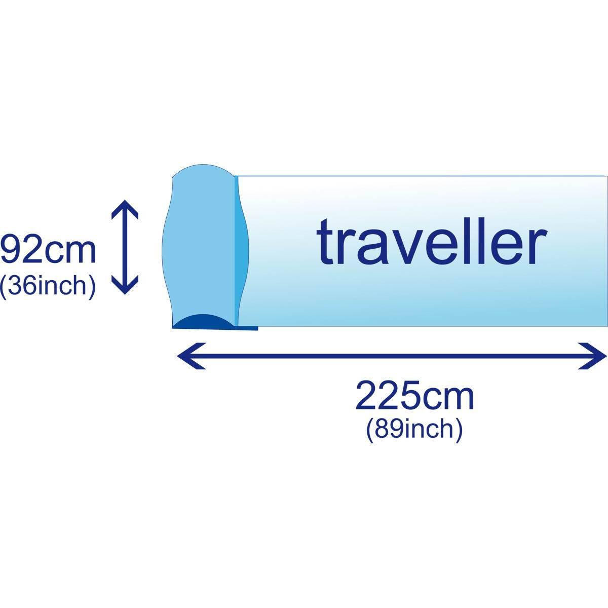 Rab Cotton Liner Traveller - Inlett - Bild 2