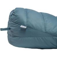 Vorschau: Grüezi Bag Biopod Down Hybrid Ice Cold - Daunen- & Wollschlafsack platin grey - Bild 12