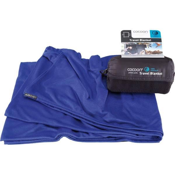 COCOON CoolMax Travel Blanket - Decke royalblue - Bild 7
