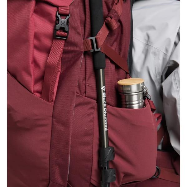 Haglöfs Ängd 60 Women's - Trekkingrucksack light maroon red-brick red - Bild 3