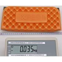 Vorschau: EXPED Sit Pad Flex - Sitzkissen apricot-athracite - Bild 2